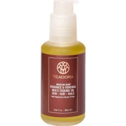 Teadora Brazilian Glow ™ Radiance and Renewal Multi-Tasking Oil for Skin, Hair, Nails 90ml found on Makeup Collection from Feelunique (UK) for GBP 98.21
