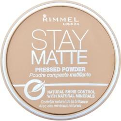Rimmel Stay Matte Pressed Powder 14g 006 Champagne/Warm Beige