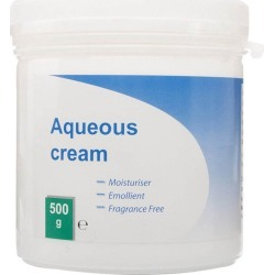 Aqueous Cream 500G found on Makeup Collection from Feelunique (UK) for GBP 2.91