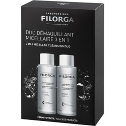 FILORGA Micellar Water Duo 2 x 200ml - Limited Edition found on Makeup Collection from Feelunique (UK) for GBP 32.56