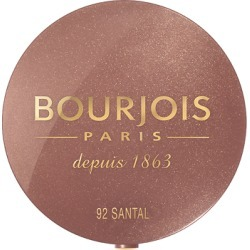 Bourjois Little Round Pot Compact Powder Blusher 2.5g 092 Santal