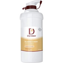 Diprobase Cream 500G found on Makeup Collection from Feelunique (UK) for GBP 17.5