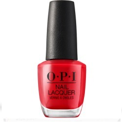 OPI Scotland Nail Polish 15ml - Limited Edition Red Ahead Ahead