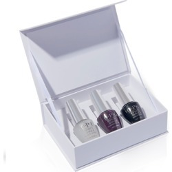 OPI Scotland Infinite Shine 3 Step Nail Polish Trio Gift Set - Limited Edition found on Makeup Collection from Feelunique (UK) for GBP 48.65