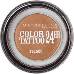Maybelline Color Tattoo 24Hr Gel-Cream Eyeshadow 40 Permanent Taupe found on Makeup Collection from Feelunique (EU) for GBP 6.99