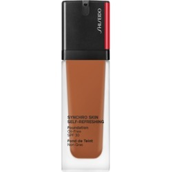 Shiseido Synchro Skin Self Refreshing Foundation 30ml 520 Rosewood found on Makeup Collection from Feelunique (UK) for GBP 42.52