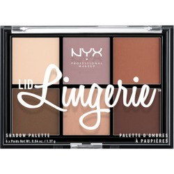 NYX Professional Makeup Lid Lingerie Shadow Palette found on Makeup Collection from Feelunique (UK) for GBP 9.35