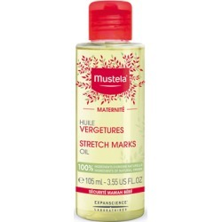 Mustela Stretch Marks Prevention Oil 105ml found on Makeup Collection from Feelunique (UK) for GBP 16.55