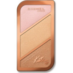 Rimmel Kate Highlighting Palette 18.5g In the Buff found on Makeup Collection from Feelunique (UK) for GBP 7.15