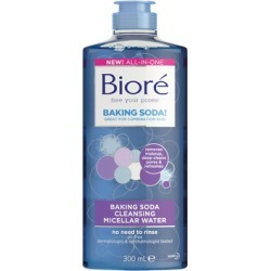 Biore Baking Soda Micellar Water 300ml found on Makeup Collection from Feelunique (UK) for GBP 5.44