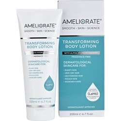 AMELIORATE Transforming Body Lotion Fragrance Free 200ml found on Makeup Collection from Feelunique (UK) for GBP 24.53