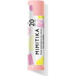 Mimitika Sunscreen Lipbalm SPF20 4g found on Makeup Collection from Feelunique (UK) for GBP 6.42