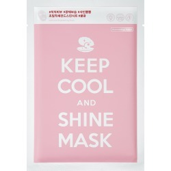 Keep Cool Shine Sheet Mask 25G