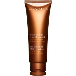 Clarins Self Tanning Milky Lotion 125ml found on Makeup Collection from Feelunique (UK) for GBP 22.9