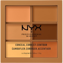 NYX Professional Makeup 3C Palette 9g 3 Deep found on Makeup Collection from Feelunique (UK) for GBP 12.3