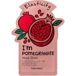 TonyMoly I'm Pomegranate Sheet Mask found on Makeup Collection from Feelunique (UK) for GBP 4.35