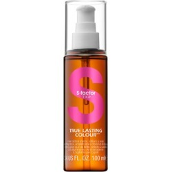 S Factor by TIGI True Lasting Colour Hair Oil 100ml found on Makeup Collection from Feelunique (UK) for GBP 22.84