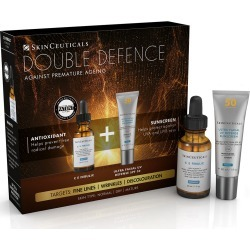 Skinceuticals Double Defence C E Ferulic Kit For Dry + Ageing Skin found on Makeup Collection from Feelunique (EU) for GBP 164.97