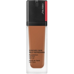 Shiseido Synchro Skin Self Refreshing Foundation 30ml 450 Copper found on Makeup Collection from Feelunique (UK) for GBP 42.52