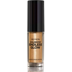 Revlon ColorStay Endless Glow™ Liquid Highlighter 8.2ml Gold found on Makeup Collection from Feelunique (UK) for GBP 6.49