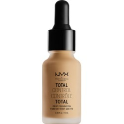 NYX Professional Makeup Total Control Drop Foundation 13ml BEIGE (Medium, Warm) found on Makeup Collection from Feelunique (UK) for GBP 14.25