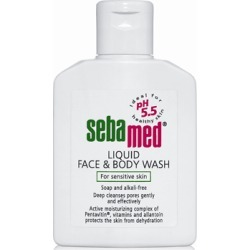 Sebamed Liquid Face & Body Wash 200ml found on Makeup Collection from Feelunique (UK) for GBP 7.08