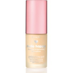 Benefit Hello Happy Flawless Brightening Liquid Foundation Mini 10ml 2 Light Warm found on Makeup Collection from Feelunique (UK) for GBP 14.18