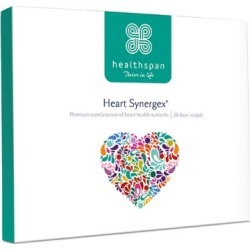 Healthspan Heart Synergex 28 Day Supply found on Makeup Collection from Feelunique (UK) for GBP 17.26