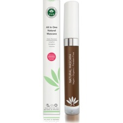 PHB Ethical Beauty - All in One Natural Mascara 9g Brown found on Makeup Collection from Feelunique (UK) for GBP 16.33