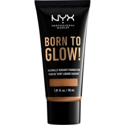 NYX Professional Makeup Born To Glow Naturally Radiant Foundation 30ml Honey found on Makeup Collection from Feelunique (UK) for GBP 10.18