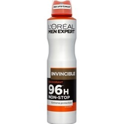 L'Oréal Paris Men Expert Invincible Extreme Protection Deodorant 250ml found on Makeup Collection from Feelunique (UK) for GBP 3.17