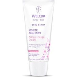 Weleda Baby Derma White Mallow Nappy Cream 50ml found on Makeup Collection from Feelunique (UK) for GBP 9.3