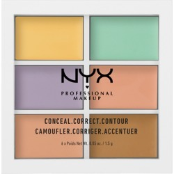 NYX Professional Makeup Color Correcting Palette found on Makeup Collection from Feelunique (UK) for GBP 10.91