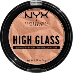 NYX Professional Makeup High Glass Illuminating Powder 4g Daytime Halo found on Makeup Collection from Feelunique (UK) for GBP 9.21