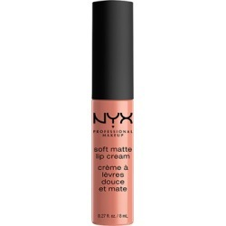 NYX Professional Makeup Soft Matte Lip Cream 8ml 02 Stockholm found on Makeup Collection from Feelunique (UK) for GBP 6.14