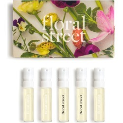 Floral Street Mini Discovery Set Eau de Parfum Light 5 x 1.5ml found on Bargain Bro UK from Feelunique (UK)