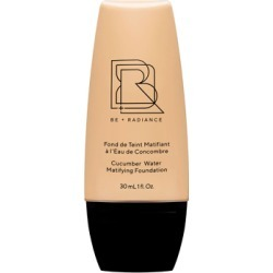 BE+RADIANCE Cucumber Water Matifying Foundation Shade 23 30ml found on Bargain Bro UK from Feelunique (UK)