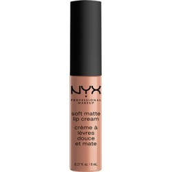 NYX Professional Makeup Soft Matte Lip Cream 8ml 04 London found on Makeup Collection from Feelunique (UK) for GBP 6.23