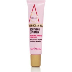 Argan+ Moroccan Rose Soothing Lip Balm 15ml found on Makeup Collection from Feelunique (UK) for GBP 4.13