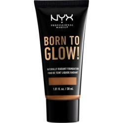 NYX Professional Makeup Born To Glow Naturally Radiant Foundation 30ml Almond found on Makeup Collection from Feelunique (UK) for GBP 10.18