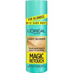 L'Oréal Paris Magic Retouch Light Blonde Instant Dark Root Touch Up Spray 75ml