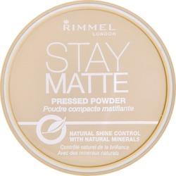 Rimmel Stay Matte Pressed Powder 14g 003 Peach Glow