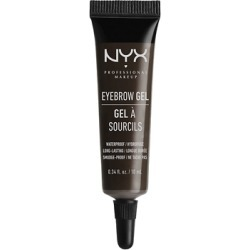 NYX Professional Makeup Eyebrow Gel 10ml 05 Black found on Makeup Collection from Feelunique (UK) for GBP 7.09