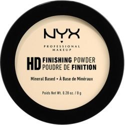NYX Professional Makeup High Definition Finishing Powder 8g 02 Banana found on Makeup Collection from Feelunique (UK) for GBP 9.81