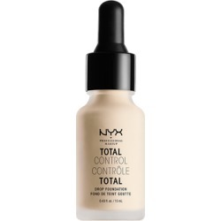 NYX Professional Makeup Total Control Drop Foundation 13ml PALE (Fair, Warm) found on Makeup Collection from Feelunique (UK) for GBP 14.33