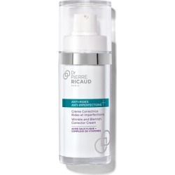Dr Pierre Ricaud Anti-Wrinkle + Anti-Imperfections Wrinkle and Blemish Corrector Cream 30ml found on Makeup Collection from Feelunique (UK) for GBP 23.46