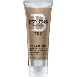 Bed Head for Men by Tigi Clean Up Mens Daily Conditioner for Normal Hair 200ml found on Makeup Collection from Feelunique (UK) for GBP 9.1