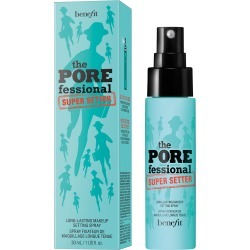 Benefit Porefessional Super Setter Setting Spray Mini 30Ml found on Makeup Collection from Feelunique (EU) for GBP 14.22