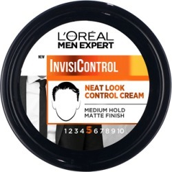 L'Oreal Men Expert InvisiControl Neat Look Hair Control Cream 150ml found on Makeup Collection from Feelunique (UK) for GBP 5.16