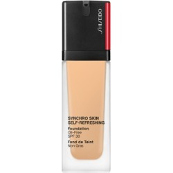 Shiseido Synchro Skin Self Refreshing Foundation 30ml 310 Silk found on Makeup Collection from Feelunique (UK) for GBP 42.52